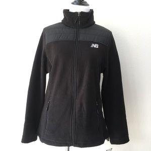 New! New Balance Premium Micro Fleece Jacket, M
